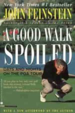A Good Walk Spoiled book cover