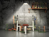 Sports books as barbells