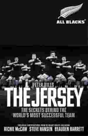 Peter Bills bookcover: The Jersey
