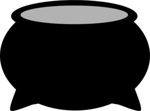 sketch of a black pot in World rugby rankings article
