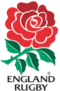 England rugby team logo - the English rose