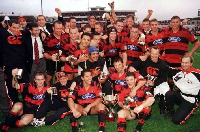 Crusaders Team 2000